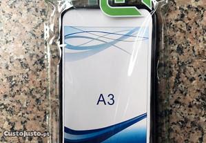 Capa de silicone para Alcatel A3 - Novo - Vários