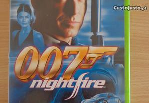 Jogo XBOX - 007 Night Fire