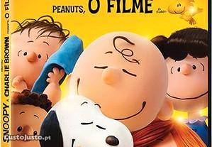 DVD Snoopy Charlie Brown Peanuts O Filme NOV SELAD