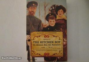 The kitchen boy- Robert Alexander