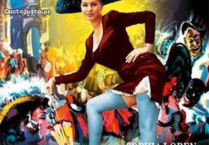 Carrossel Napolitano (Novo) (1954) Sophia Loren