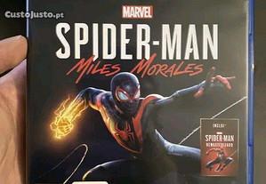 Spider man morales