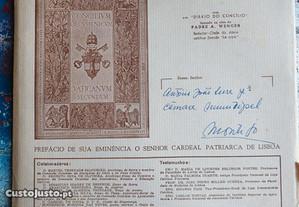 Fascículos diversos antigos religiosos