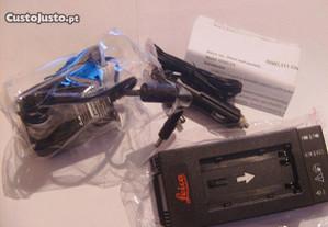 Carregador G GKL211 para baterias Leica