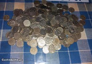 moedas de 2,50 escudos