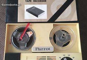 Gravador de som portátil vintage (Book Corder)