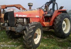 Trator-Valmet 805 para peças