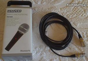 Microphone NUMARK WM200