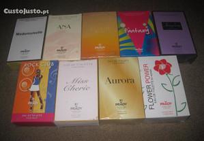 Lote 9 Perfumes Senhora da