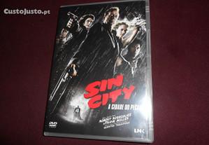 DVD-Sin City/A cidade do pecado-Robert Rodriguez