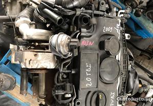 Motor audi e com referência BMR compatível BMN