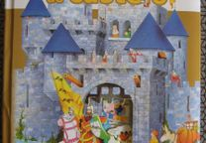 Livro Entre AS Muralhas do Castelo - P. Grátis.