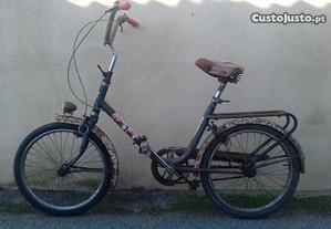 Bicicleta Dobravel roda 20 UCAL