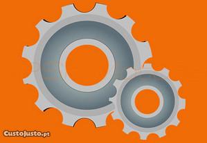 Compressor De A/c Bmw 525 Tds De 1997 44720_09750