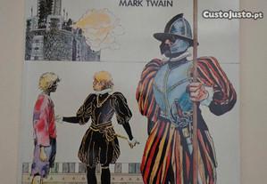Livro - Pública - O príncipe e o pobre - Mark Twai
