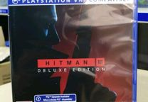 Hitman 3 novo ps4