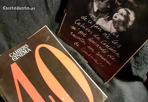 Cahiers du Cinéma n 443-444 , edição de aniversário 1951-1991, 40 ans