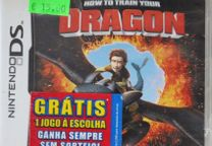 Jogo Nintendo DS How To Train Your Dragon