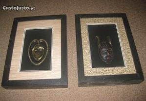 2 Quadros de Representação Inca/Novos e Embalados!