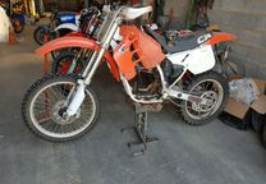 Honda cr 250 pecas