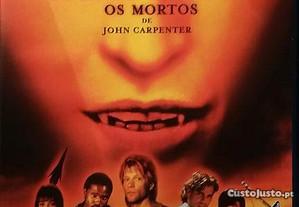 Vampiros os mortos (2002) John Carpenter