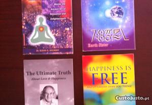 Livros Auto-ajuda Inglês conjunto ou separado