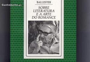 Sobre Literatura e a Arte do Romance