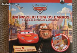 Livro Um Passeio com os Carros - Portes Grátis.