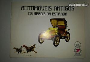Automóveis Antigos - Os Heróis da Estrada