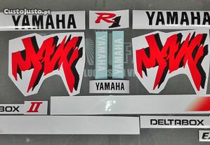 Autocolantes Yamaha YZF - R1 1998