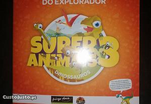 Caderneta Super Animais 3 Pingo Doce - Completa