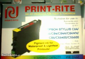 Tinteiro Compatível Epson T0441 Preto - 5 unidades