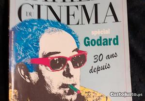 Cahiers du Cinéma - Numéro Spécial Godard, 30 ans depuis. Novembre 1990. Raro.