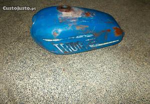 deposito gasolina modelo troia