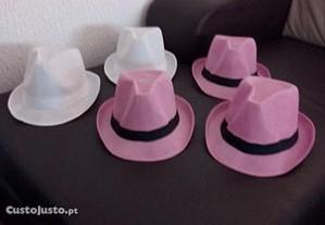 conjunto 9 chapéus