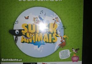 Caderneta Super Animais Pingo Doce - Completa