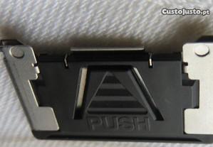 Pinça/ Push p/ sacar Cartão Memória de Telemóvel