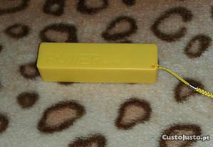 carregador portatil / power bank para telemovel