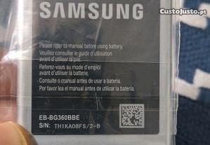 Bateria Samsung modelo EB-BG360BBE nova