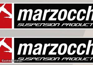 Marzocchi autocolantes suspensão 18 cm