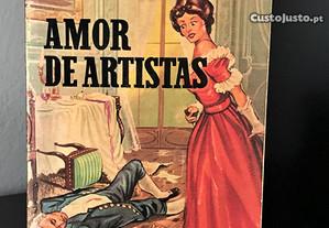Amor de Artistas de V. Sardou (Antologia)