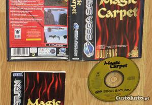 Saturn: Magic Carpet