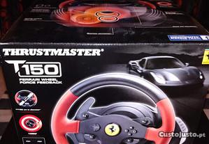 Thrustmaster T150 Ferrari Wheel Force Feedback