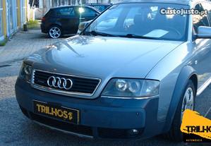 Audi A6 Allroad 2.5 TDi - 01