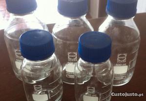 recipientes para líquidos solventes