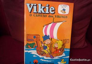 livro viking o capitao dos vikings