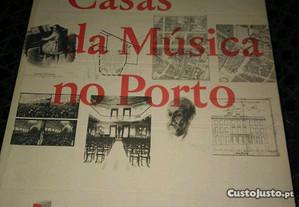 Casas da música no Porto