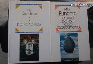 Obras de Milan Kundera