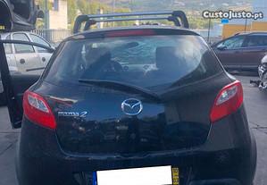 Peças Mazda 2 1.3 gasolina 2010