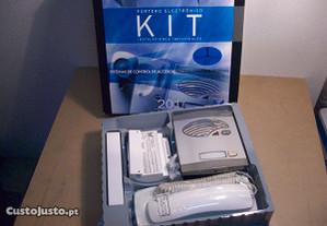 intercomunicadores kit para vivenda kas-47001 digi